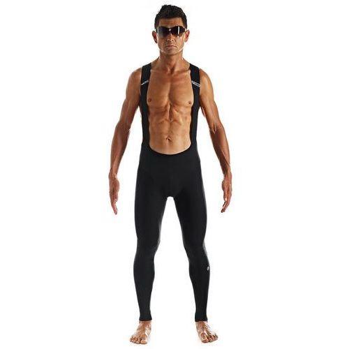 assos LL.haBuTights_S7 Spodenki rowerowe Mężczyźni czarny S 2018 Spodnie zimowe (2220000051552)