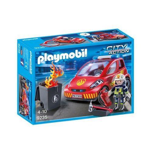 Playmobil CITY ACTION Wóz strażacki 9235