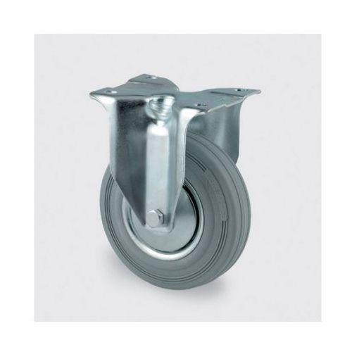 Koła przemysłowe z maksymalnym obciążeniem 70-205 kg, szara guma (4031582306255)
