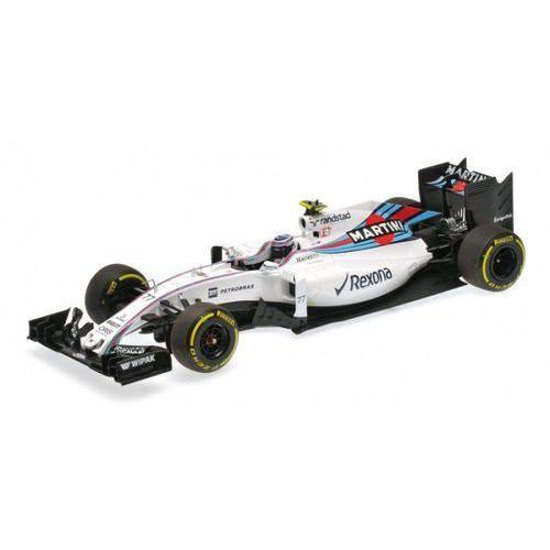 Minichamps Williams martini racing mercedes fw38 #77 valtteri bottas 2016 - darmowa dostawa!!! (4012138136977)
