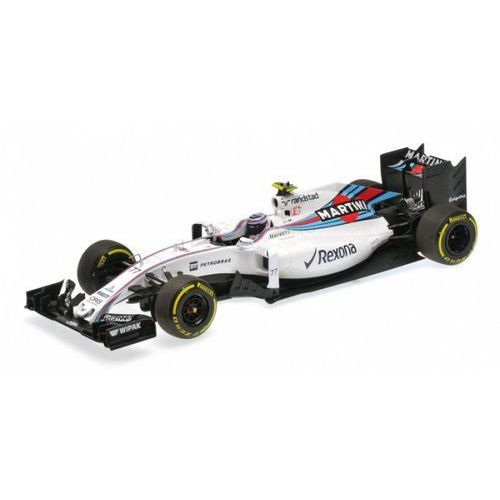 Minichamps Williams martini racing mercedes fw38 #77 valtteri bottas 2016 - darmowa dostawa!!!