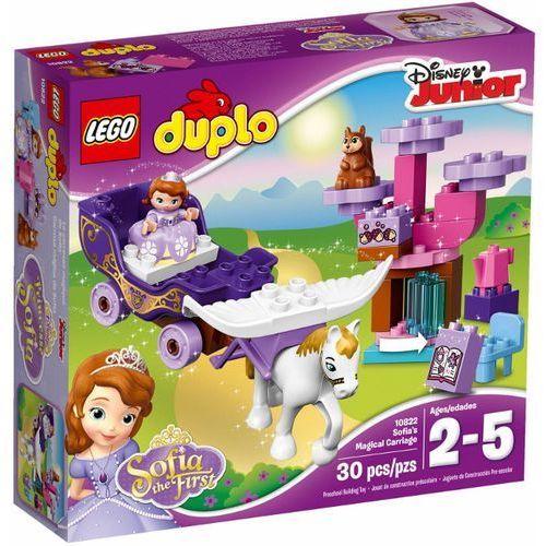 LEGO DUPLO, Jej wysokość Zosia - Magiczna kareta, 10822