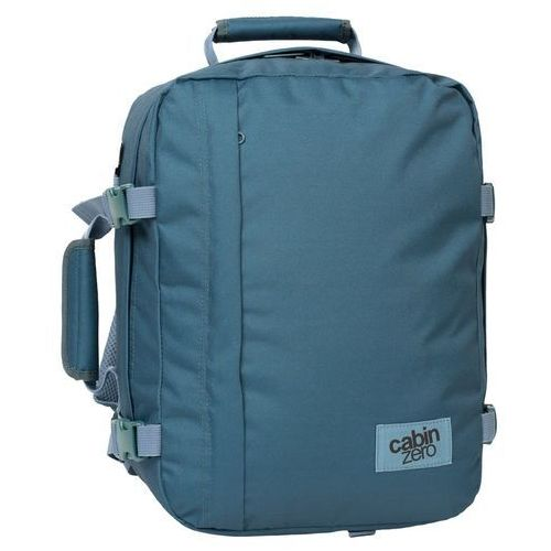 CabinZero Classic 28L torba podróżna podręczna / kabinowa / plecak / niebieski - Aruba Blue
