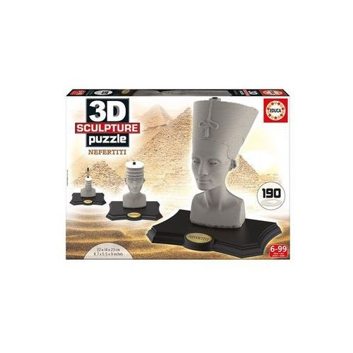 Puzzle 3D Rzeźba Nefertiti