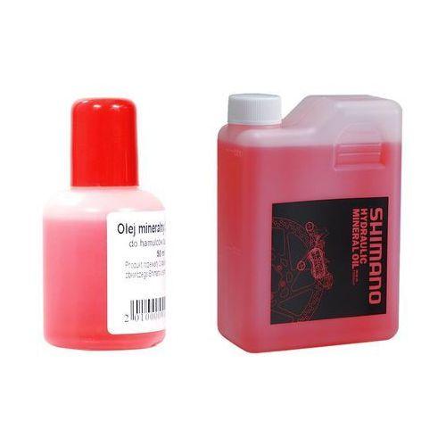 Shimano Olej mineralny do hamulców hydraulicznych 50 ml