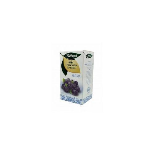 Herbata aronia fix marki Herbapol lublin