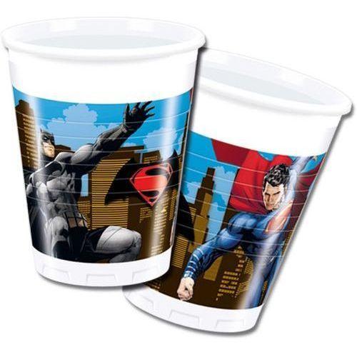 Kubeczki plastikowy Superman vs Batman, 86721