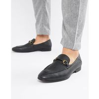 loafers in black - black, River island