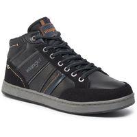 Sneakersy - marshall paso mid wm92121a black 062 marki Wrangler