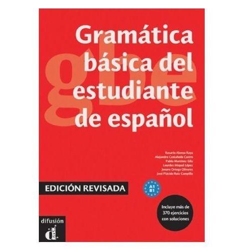 Gramatica basica del estudiante de espanol (9783125355132)