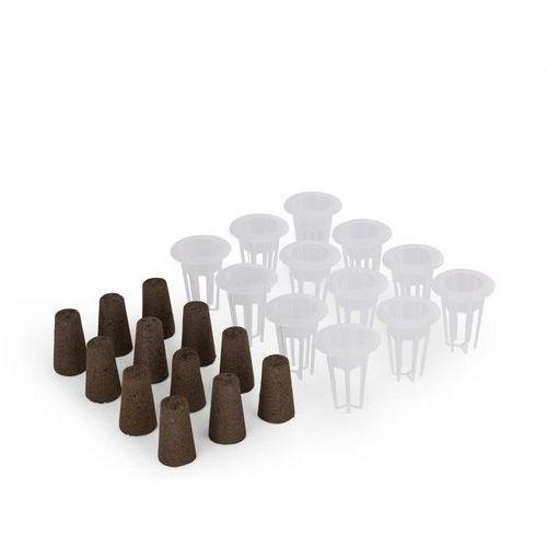 Blumfeldt Urban Bamboo, reFresh Kit, hydroponiczny system do hodowli roślin, zestaw wyposażenia (4060656152306)