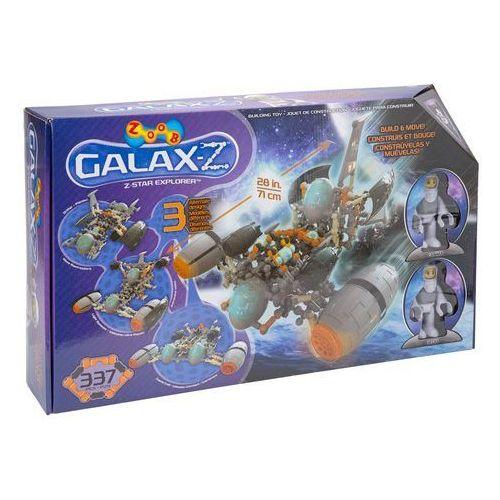 Zoob Z-Galax Z-Star Explorer 337 elementów