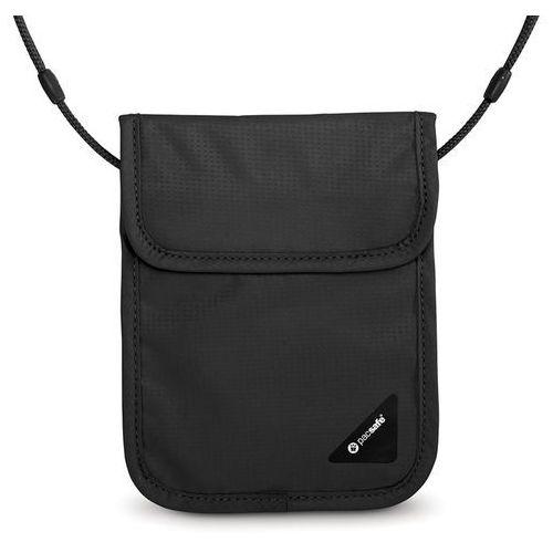 Paszportówka sekretna coversafe x75 - czarny marki Pacsafe