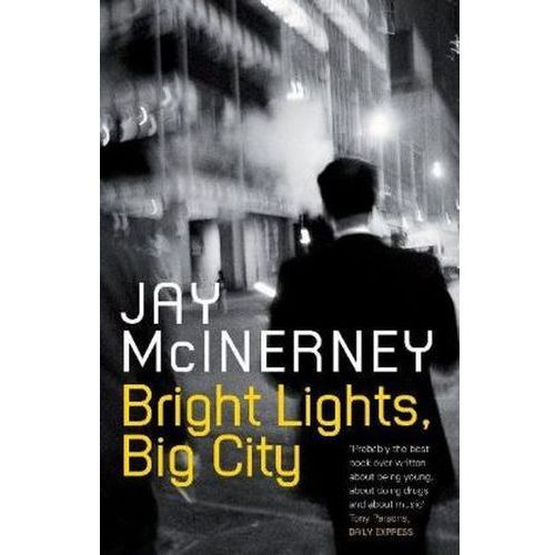 jay mcinerneys bright lights big city Jay mcinerney's the good life by donald harington after the brilliant beginning of bright lights, big city  more from jay mcinerney.