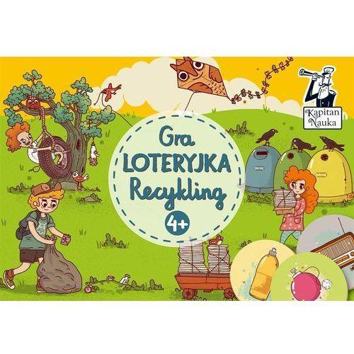 Loteryjka Recykling 4+, AM_9788377887707