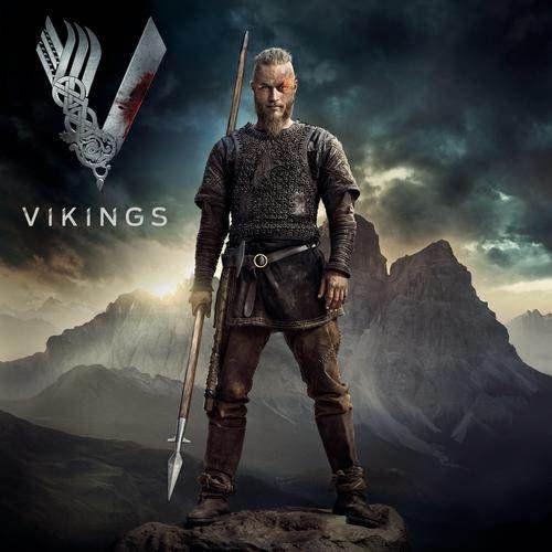 The Vikings II (Wikingowie - Sezon 2 - muzyka z serialu) (CD) - Morris Trevor