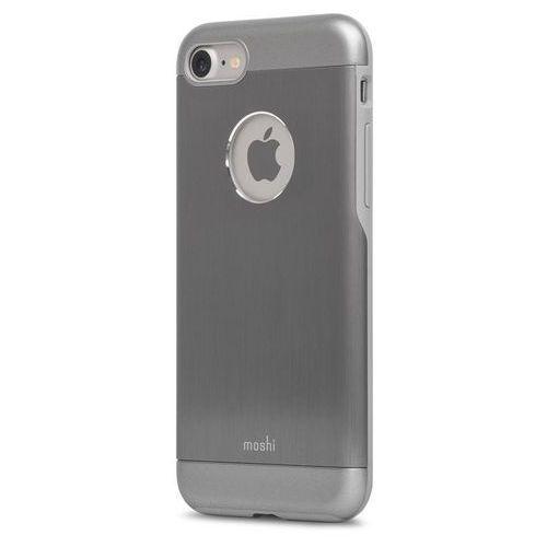 Etui aluminiowe Moshi Armour iPhone 7 - gunmetal gray, kup u jednego z partnerów
