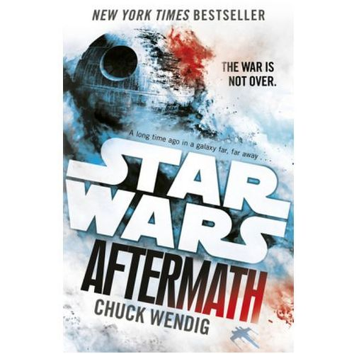 Star Wars: Aftermath, Wendig, Chuck