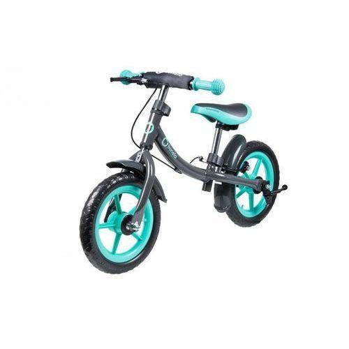 Rowerek biegowy Dan Plus Turquoise (5902581651822)