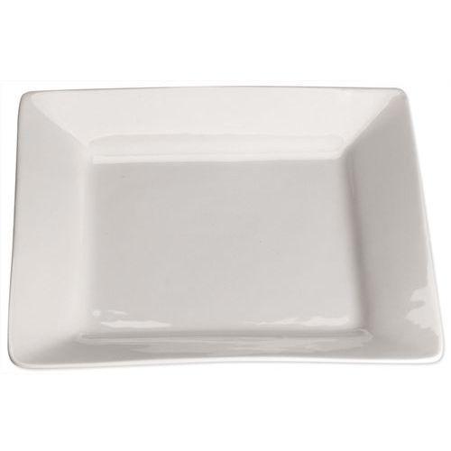 Talerz płytki kwadratowy 200 mm Elegantia STALGAST 397018