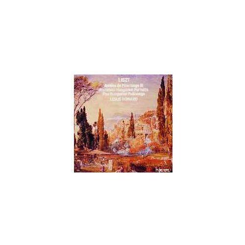 Vol 12 - troisicme annee de pclerinage wyprodukowany przez Hyperion