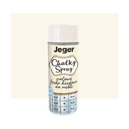 Farba kredowa do mebli chalky spray 0.4 l lilia matowa marki Jeger