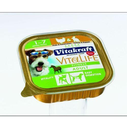 Vitakraft vita life fitness adult dog 11x150g (4008239132888)