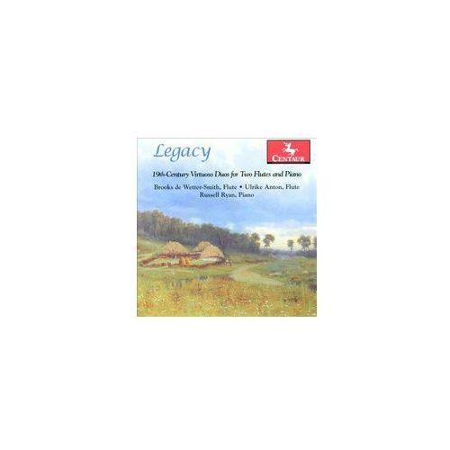 Legacy: 19th Century Virtuoso Duos For Two Flutes, towar z kategorii: Muzyka klasyczna - pozostałe