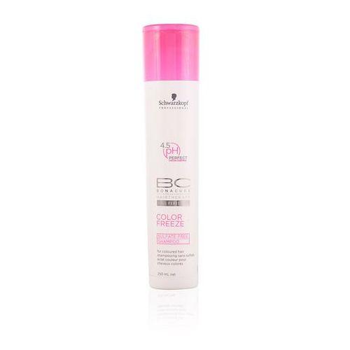 Schwarzkopf BC Cell Perfector Color Freeze SulfateFree Shampoo 250ml W Szampon do włosów, 583