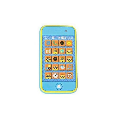 4d66fad43b Smartfon Zabawka Telefon Dla Dzieci Minionki
