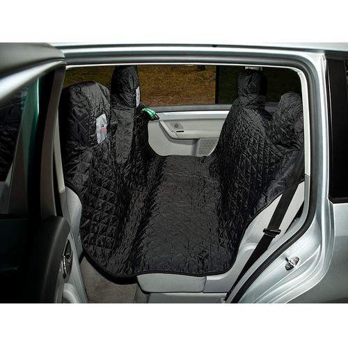 190 cm pokrowiec samochodowy – z rzepem - czarny marki Hobbydog