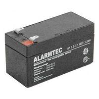 Akumulator 12v 1.2 ah agm bp żywotność 3-5 lat alarmtec marki Import