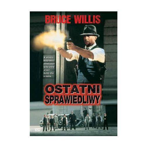 Ostatni sprawiedliwy (DVD) - Walter Hill DARMOWA DOSTAWA KIOSK RUCHU
