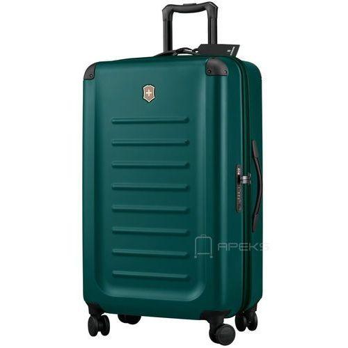 Victorinox Spectra™ 2.0 duża walizka 78 cm / ciemnozielona - Evergreen (7613329044513)