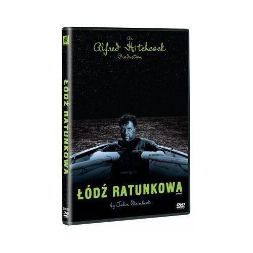 Łódź ratunkowa (DVD) - Alfred Hitchcock. DARMOWA DOSTAWA DO KIOSKU RUCHU OD 24,99ZŁ
