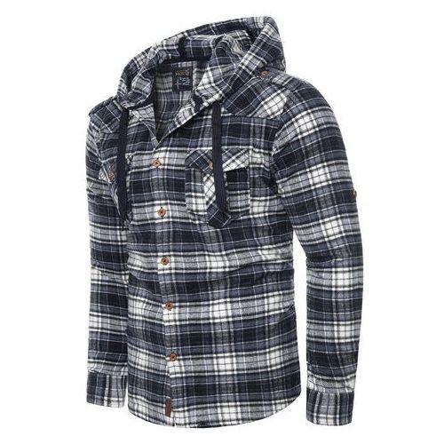 Modna męska koszula GML-2501, w 5 rozmiarach