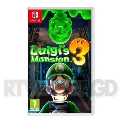 Nintendo Luigi's mansion 3 (0045496425241)