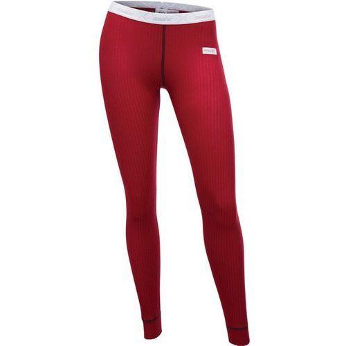 Swix spodnie termoaktywne damskie racex czerwony xl (7045952129891)