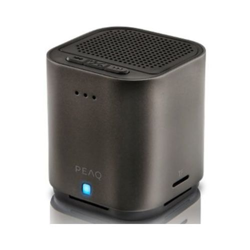 Głośnik Bluetooth PEAQ PPA21BT-B (4049011131064)