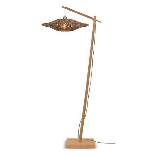 lampa podłogowa bali 60x15 naturalna bali/f/ad/n/6015/bn marki Good&mojo