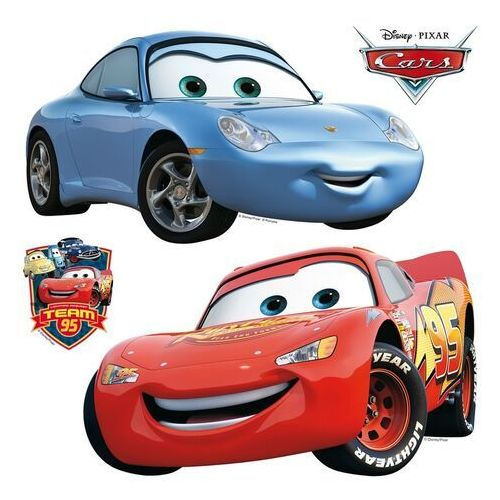 4-home Naklejka cars, 30 x 30 cm (8595577910880)