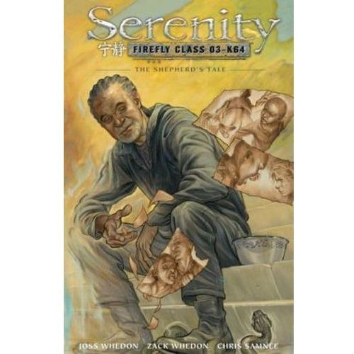 Serenity Volume 3: The Shepherd's Tale (9781595825612)
