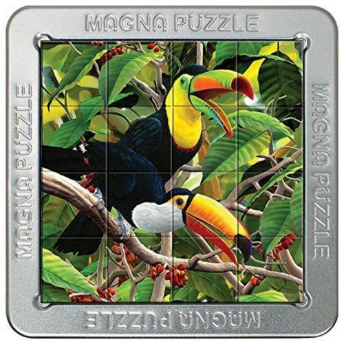 Puzzle 3D Piatnik Tukan 16