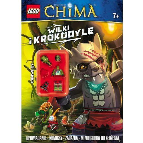 LEGO. Legends of Chima. Wilki i Krokodyle (LNC-202) praca zbiorowa (9788325313937)