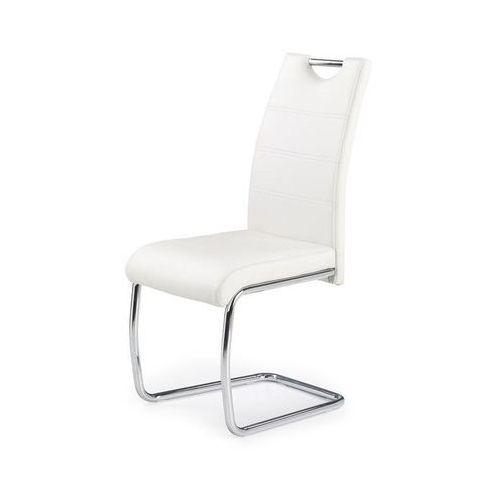 Krzesło na płozach z rączką k211 marki Halmar