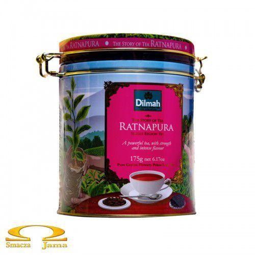 Herbata Dilmah Single Region Ratnapura 175g
