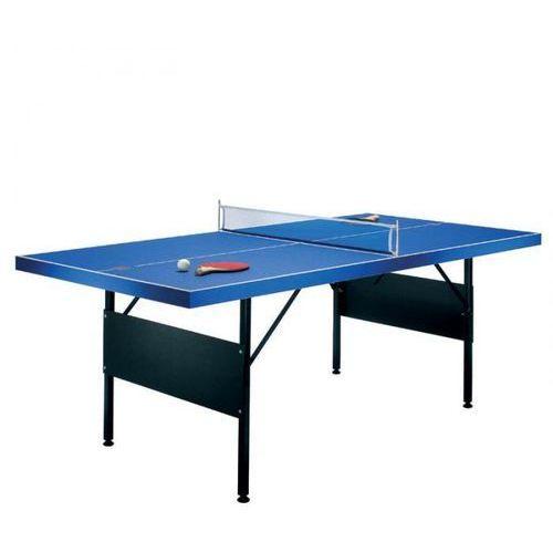 rozkładany stół do tenisa stołowego 183x71x91cm 2 rakiety marki Riley