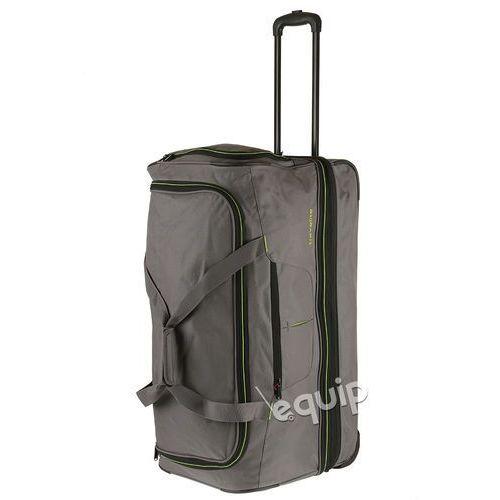 Torba podróżna basics doubledecker l - szary marki Travelite