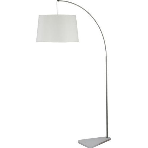 Lampa stojąca podłogowa TK Lighting Maja new 1x60W E27 szara 2959 (5901780529598)