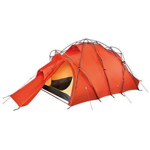 VAUDE Power Sphaerio Namiot iglo 3P pomarańczowy Namioty 3 osobowe